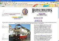 Hastings Trolleybus Restoration Group