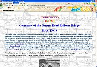 Queens Road Bridge, Hastings