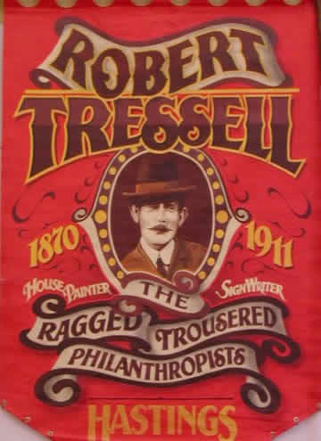 2011 is the centenary of the death of Hastings author Robert Tressell.